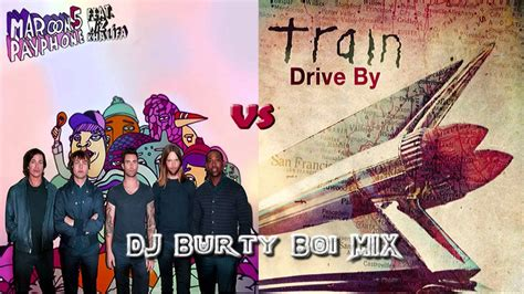 maroon 5 youtube mix maroon 5 ft wiz khalifa vs train payphone drive by