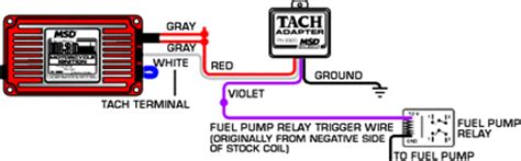 Tach Wiring Diagram Pictures