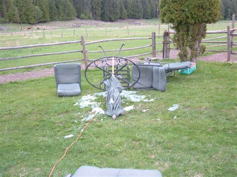 the wind has taken my patio furniture