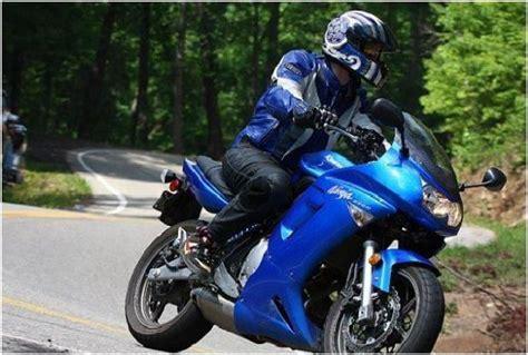 2007 Kawasaki Ninja Crotch Rocket Motorcycle For Sale On