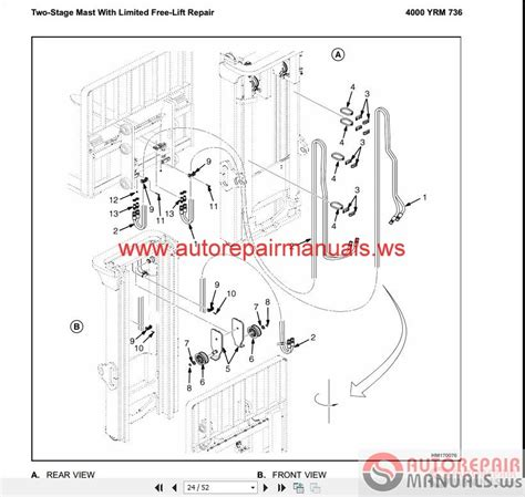Yale Forklift Four Way Switch Wiring Diagram by Electric Forklift Wiring Diagram Pdf