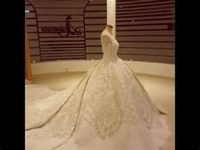 la robe de mariage la plus robe de mariage du monde