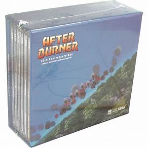 Video Game Soundtrack - After Burner 20th Anniversary ...