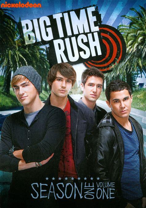 With kendall schmidt, james maslow, carlos penavega, logan henderson. Big Time Rush: Season One, Vol. 1 2 Discs DVD - Best Buy