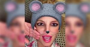 Britney Spears finally makes her Snapchat debut