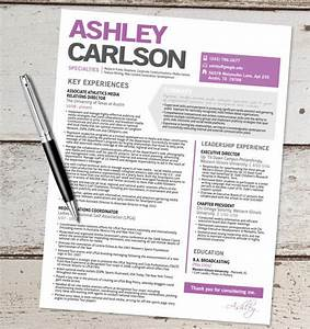 Model Resume Format For Experience The Resume Template Design Graphic Design