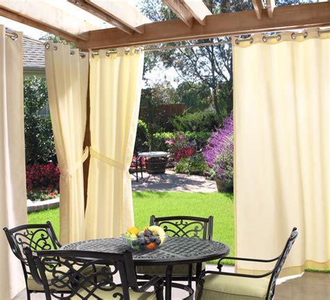 patio outdoor patio drapes home interior design