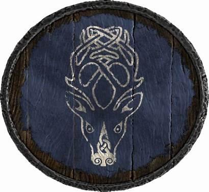 Shield Guard Skyrim Falkreath Hold Shields Deer