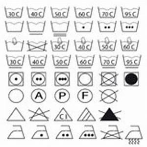 Symboles Lavage Vêtements : symboles de soin de textile ensemble de vecteur ~ Melissatoandfro.com Idées de Décoration
