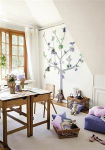 Ideen Für Babyzimmer : babyzimmer mit dachschr ge ideen ~ Michelbontemps.com Haus und Dekorationen