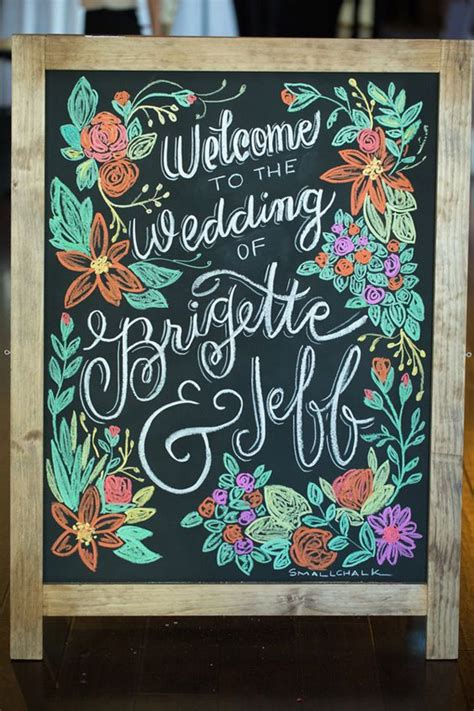 chalkboard wedding ideas  steal immediately deer