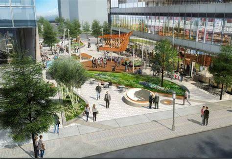 boston development board oks massive seaport square