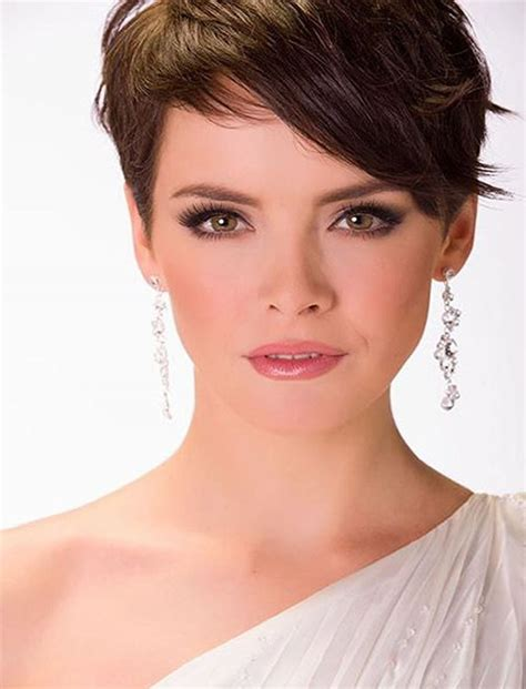 Womens Pixie Hairstyles by Pixie Haircuts For 40 Pixie Hair Ideas