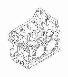 2014 Subaru Forester 2 0l Cvt Xt Touring Block Set