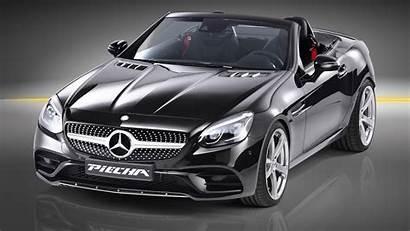 Slc Mercedes Benz Piecha Roadster Wallpapers Amg