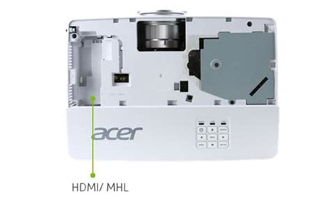 acer h6502bd projector 3400 lumens 20000 1 contrast