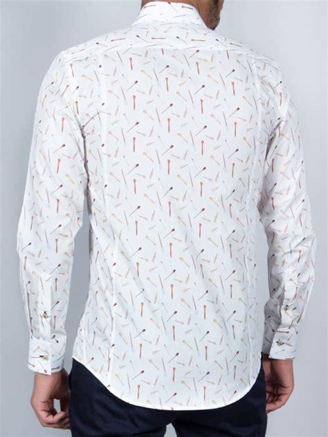 chemise de cuisine chemise ustensiles de cuisine ajustée