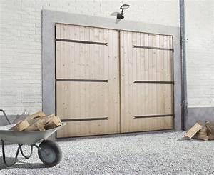 Garage En Bois Leroy Merlin : guide des prix porte de garage 2019 ~ Melissatoandfro.com Idées de Décoration