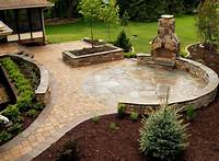 best ideas for patio design photos 20+ Best Stone Patio Ideas for Your Backyard - Home and ...