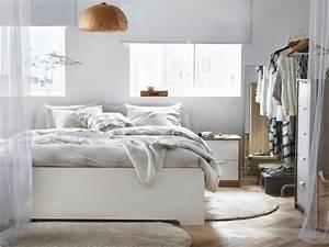 Baby Betten Set : ikea schlafzimmer pure entspannung und schlafkomfort werden hier gepaart ~ Frokenaadalensverden.com Haus und Dekorationen