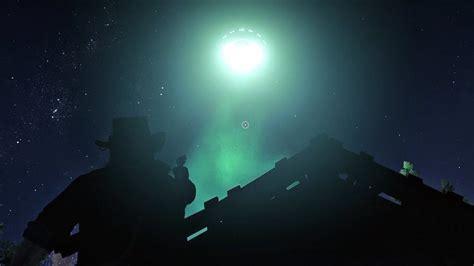 ovni red dead redemption  easter eggs secret ufo