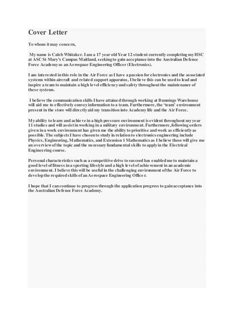 resume  adf cover letter