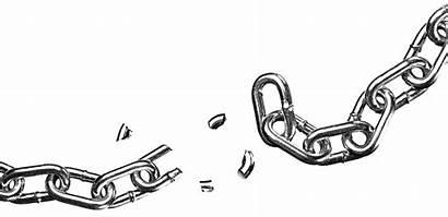 Broken Chain Clipart Drawing Transparent Background Handcuffs