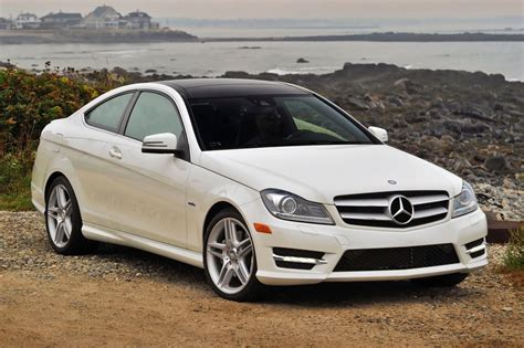 used mercedes c class used 2013 mercedes benz c class coupe pricing for sale