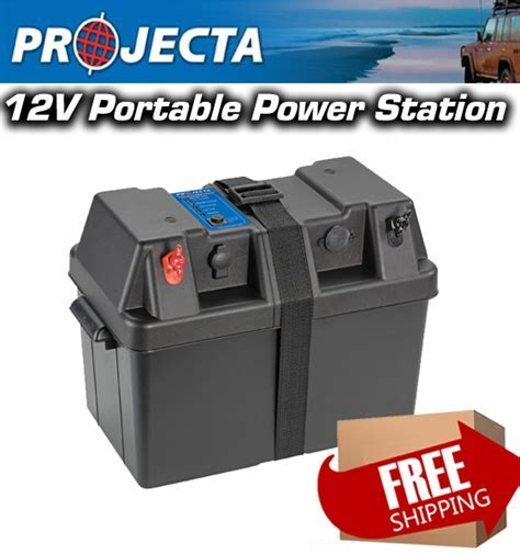 Projecta 12v Portable Power Station