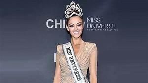 La Sudafricana Demi Leigh Nel Peters Gan Miss Universo