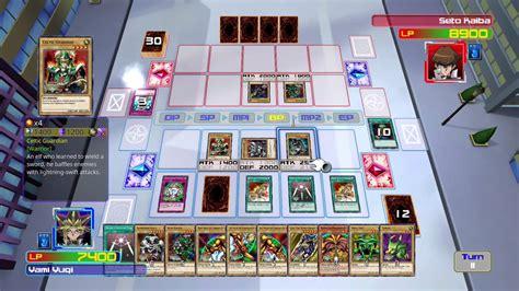 yu gi oh game duelist legacy