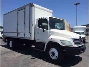 Hino 268a 18ft Box Truck 96 Hi Cube 6sp Manual Liftgate