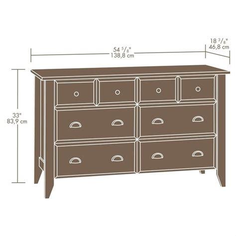 dresser in soft white 411201