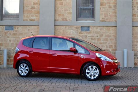honda jazz review  jazz hybrid