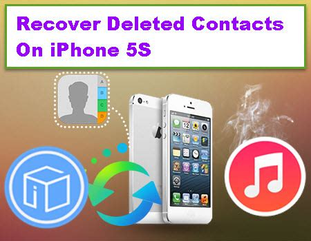 lost contacts on iphone recover iphone data how to recover iphone 5s contacts