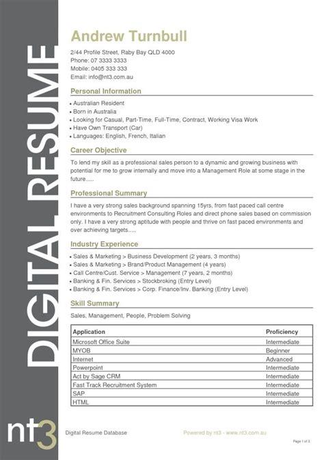 resume format australia microsoft resume templates