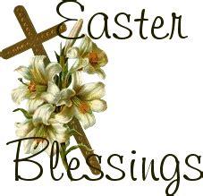 Easter Blessings Clip Art
