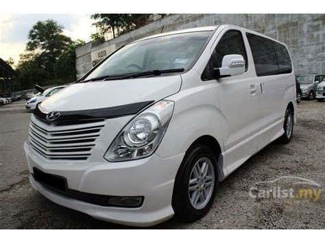 Hyundai Starex Hd Picture by Hyundai Grand Starex 2010 Royale 2 5 In Selangor Automatic