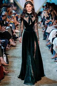 defile elie saab haute couture automne hiver 2017 2018 With robe d hiver 2017