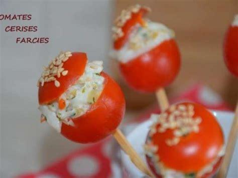 canapé pour apéro les meilleures recettes d 39 amuse bouche et tomates