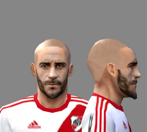 Face Javier Pinola | By Bryan Carp | River Plate - Patch ...