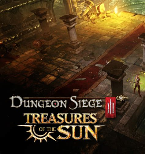 dungeon siege review dungeon siege iii treasures of the sun xbox 360 review