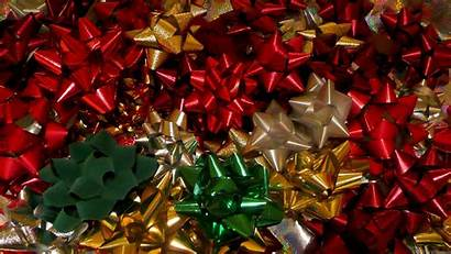 Bows Wrapping Paper Wallpapers Ribbons Widescreen Presents