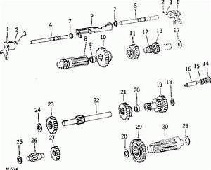 John Deere 112 Parts Diagram