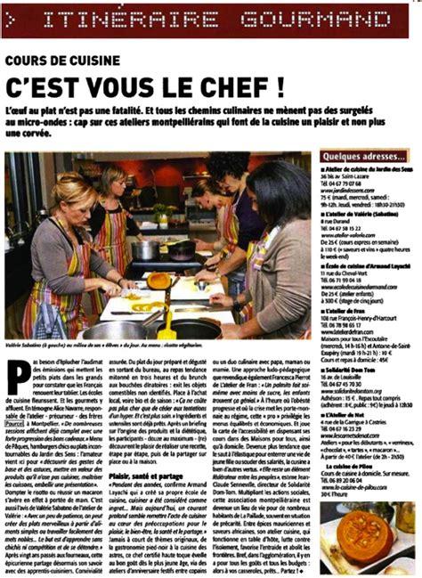 cours de cuisine montpellier montpellier cuisine pas moins de 7 écoles pour et gourmands chefs pourcel