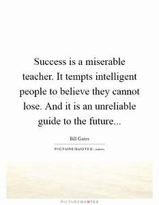 Future Success ... Intelligent Teacher Quotes