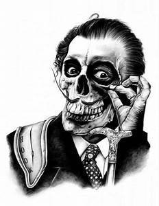 Salvador Dalí Skull.   Skulls I.   Pinterest   Salvador ...