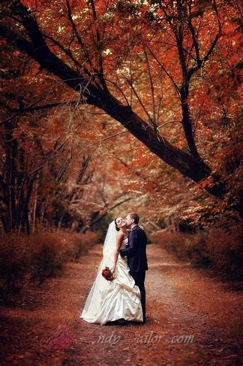 Fall In Love With A Wonderful Fall Wedding Adeline's