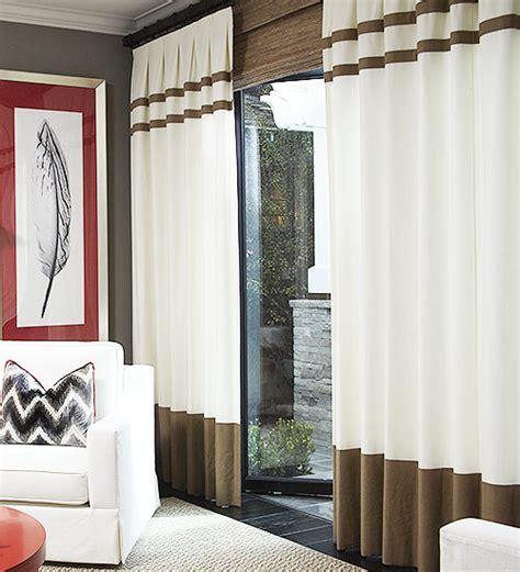 Designer Drapes - hton linen custom drapery drapestyle