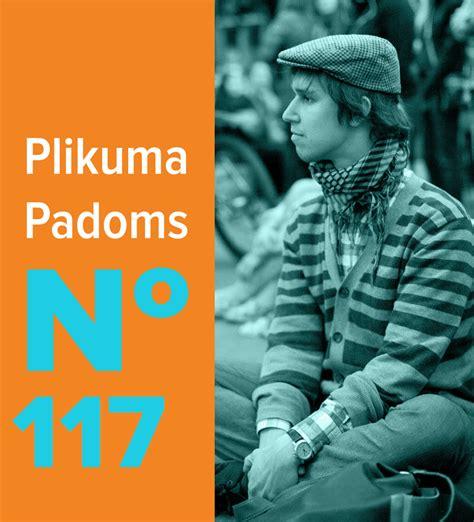 Plikuma Padoms Nº117—Oto Ozols ← FOLD